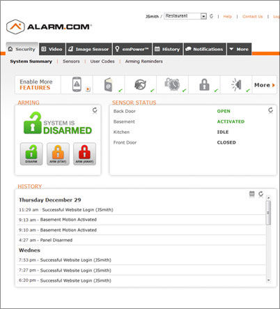 Business Security Solutions Advanced Security 925